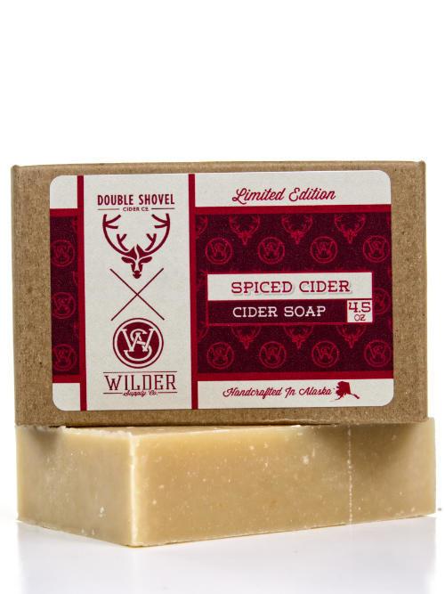 spiced cider soap