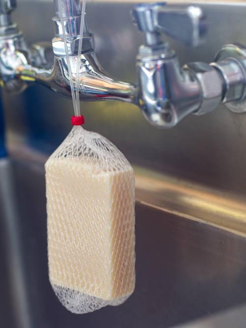 soap net makes your bars last longer