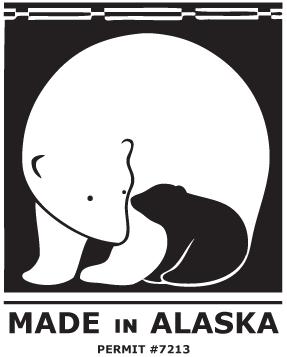 made in alaska badge